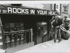 Rocks in Your Head, Prince St, NYC