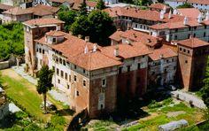 Castillo Tapparelli d'Azeglio - Lagnasco.(CN)Piemonte-Italy  Maybe where Giacomo is? (buried)