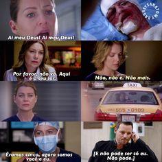 Magic is over Greys Anatomy Cast, Greys Anatomy Memes, Lexie Grey, Arte Com Grey's Anatomy, Anatomy Images, Grey Quotes, Cristina Yang, Tv Show Quotes, Series Movies