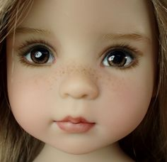 "JENNIFER  13"" Little Darling  OOAK Customized Painted by Dianna Effner #1  NEW #Doll"