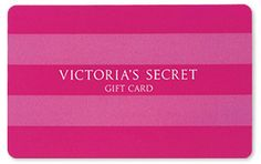 victoria secret gift card - Google Search they have one in moncton now you know! you can order a gift card online!
