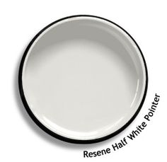 Resene Quarter Thorndon Cream is a clean sharp and fresh variant. View this and of other colours in Resene's online colour Swatch library Wall Colors, House Colors, Paint Colours, Zoffany Paint, Resene Colours, Bungalow Renovation, Bungalow Ideas, White Exterior Houses, Colors