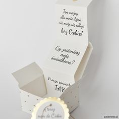 Bridesmaid Gifts, Place Cards, Container, Place Card Holders, Bridesmaid Presents