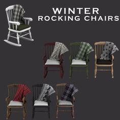 Rocking Chair – Leosims.com -New