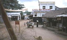 DaNang: Camp Connor -- TuyLoan Market -- Rough Rider