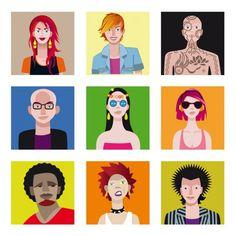 Tribus urbanas: mundo adolescente - http://plenilunia.com/portada/tribus-urbanas-mundo-adolescente/30991/