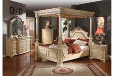 Liberty furniture bedroom sets - If you are excited about your new bedroom furniture, it would be ideal to start with your bed. Twin Canopy Bed Frame, Little Girl Canopy Bed, King Size Canopy Bed, Canopy Bedroom Sets, King Size Bedroom Sets, Bedroom Furniture Sets, Bedding Sets, Furniture Usa, Canopy Beds