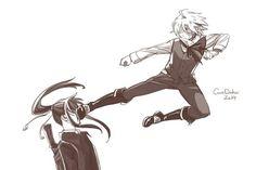 Immagine di anime, dgm, and d.gray-man
