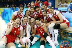 MuchoGoogle Loco_China Women's Volleyball Team_Olimpic Champions(1984 and 2004)