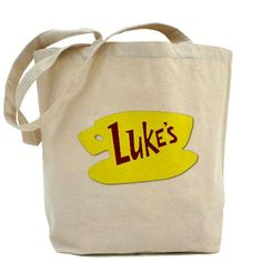 Luke\'s Diner Tote Bag on CafePress.com
