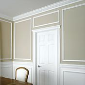 Install Crown Moulding. Learn which tools are necessary to complete the project. Learn how to mitre and cope corners and how to measure your walls to determine how much moulding is required. Saturday, September 07 12:00 PM. Click image to sign up. #workshops