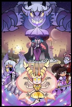 Стар Баттерфляй star vs the forces of evil eclipsa star butterfly marco meteora