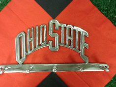 Unavailable Listing on Etsy College Store, Ohio State Buckeyes, Great Christmas Gifts, Wall Hanger, Football Fans, College Football, Old Pictures, Gifts For Him, Best Gifts