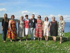 Sommerkleid Workshop mit Mathias Ackermann