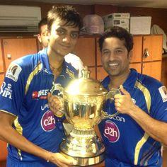 Akshar Patel With SRT