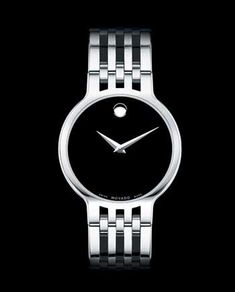 Movado...I have this same watch!! Love it. It was a reward to myself over the years.