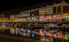 Bristol Harbourside Bars and Boats