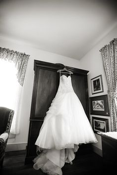 DeMuth-Eggleston Wedding Photo By Visions by Heather Wedding gown. Allure 8901. Winter ham Plantation Bed and Breakfast
