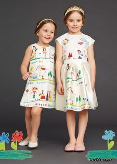 Cheap girls dress for party, Buy Quality fashion girl dress directly from China girls dress Suppliers: Flower Girls Dresses For Party And Wedding Fashion Disfraz Princesa Princess Meisjes Jurken Christmas Girl Party Dresses Fashion Kids, Little Girl Fashion, Little Girl Dresses, Girls Dresses, Summer Dresses, Little Fashionista, Estilo Kylie Jenner, Dolce And Gabbana Kids, Girls Party Dress