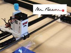 Mr Beam - a Portable Laser Cutter and Engraver Kit by Mr Beam Lasers — Kickstarter