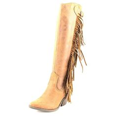 Carlos by Carlos Santana Lever Women US 7 Brown Knee High Boot *** Want additional info? Click on the image.