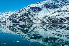 Alaskan Reflections Abstract by Debra Martz www.debramartz.com