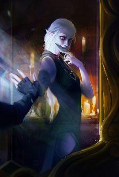 Esfelinrae by Catherine Exellero : ImaginaryElves