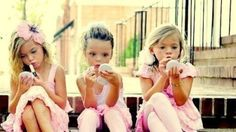 PLease Dont Grow up too fast.. cute idea for a little girls photo shoot