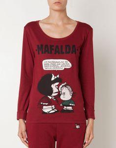 Camiseta Mafalda - Camisetas - España - Islas Canarias