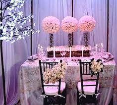 arreglos de mesa para bodas - Buscar con Google