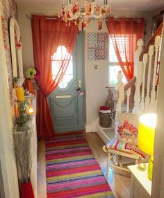 Eminent Coastal Living Room Furniture - Bohemian Home Diy Bohemian House, Bohemian Decor, Bohemian Porch, Boho Chic, Hippie Chic Decor, Hipster Decor, Hippie House, Bohemian Room, Bohemian Interior