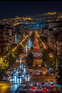 Thessaloniki, Macedonia, Nymph, Aerial View, Times Square, The Past, Places To Visit, Country, Holiday Decor