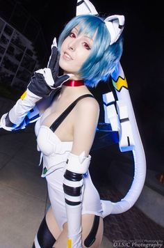 Rei Ayanami Cosplay, Cool Gear, Neon Genesis Evangelion, Cosplay Girls, Kitty, Costumes, Image, Deviantart, Facebook