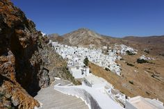 Serifos town - Greek islands - Cyclades