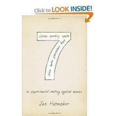 An Experimental Mutiny Against Excess: Jen Hatmaker: 9781433672965: Amazon.com: Books