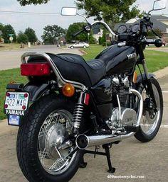 """Model 1982 J/SJ ? 5V4 - 5V4-000101 US Model First of the Heritage Specials. TCI Ignition, BS34mm carbs. 19"""" 64 Spoke Disk brake front /16"""" 48"""