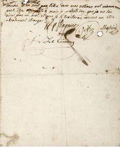 Last letter of Marie Antoinette. [p2]