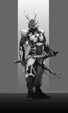 Ronin Guard/Combat Android