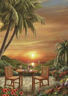 Alan Giana Beautiful As The Sunset