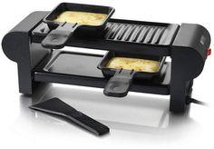Barbecue Grill Party Grill avec 8 mini casseroles Raclette 1100 W Severin RG 2681 nouveau