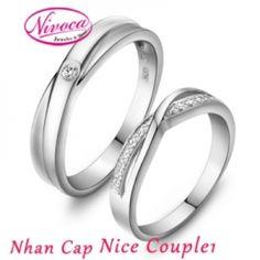 Nhẫn Cặp Nice Couple 1  - Rings couple Nice couple 1