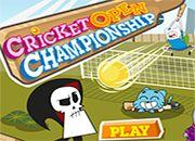 Gumball Cricket Open Championship   juegos gumball - jugar online