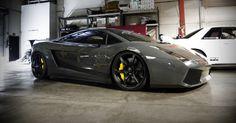 Lamborghini Gallardo w/ Volk Racing G2