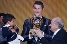 Ronaldo the BEST player of football 2013 | Made in Island Madeira / Portugal