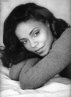 Sanaa Lathan. For some reason I have always felt that if we met, I could get her..lol
