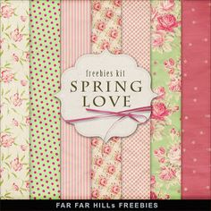 """Sunday's Guest Freebies ~ Far Far Hill ✿ Join 6,700 others. Follow the Free Digital Scrapbook board for daily freebies. Visit GrannyEnchanted.Com for thousands of digital scrapbook freebies. ✿ """"Free Digital Scrapbook Board"""" URL: https://www.pinterest.com/grannyenchanted/free-digital-scrapbook/"""