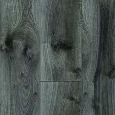 Creekbed Hickory Textured Laminate Floor Brown Hickory