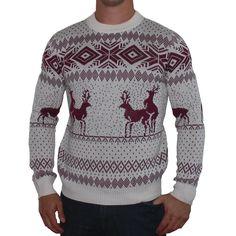 Reindeer Games Ugly Christmas Sweater | Tipsy Elves