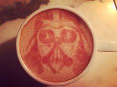 #coffe#love#dart vader