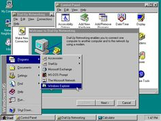 Forget Windows 10: Remember when Windows 95 was new? - https://www.thevintagenews.com/2015/11/03/forget-windows-10-remember-when-windows-95-was-new/